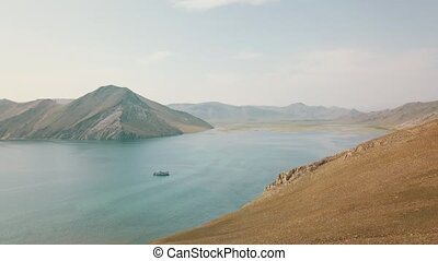 сибирь, посмотреть, байкал, озеро, долина, воздух, anga
