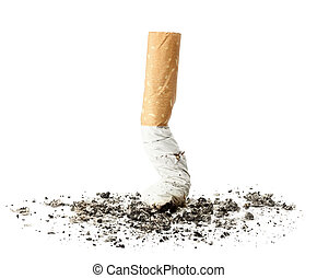 сигарета, приклад