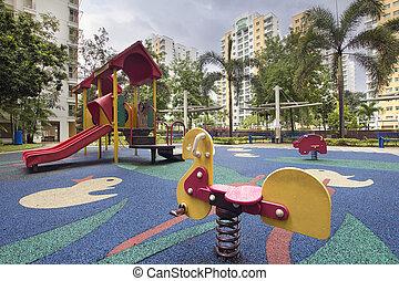сингапур, общественности, корпус, children, детская...