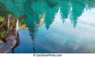 синий, mountains, гейзер, озеро, алтай, удивительно, россия