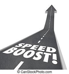 скорость, увеличение, words, дорога, вырос, представление, быстро, путешествовать