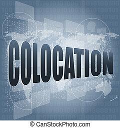 сми, colocation, интернет, -, коммуникация