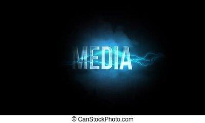 сми, intro., цифровой, осветительные приборы, introduction.