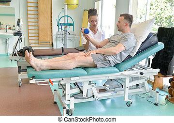 современное, реабилитация, физиотерапия