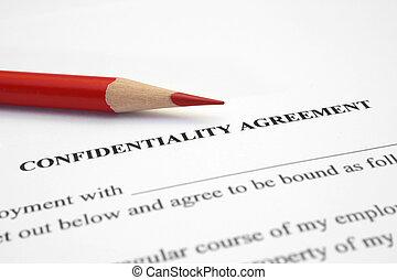 соглашение, конфиденциальный