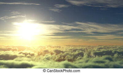 солнце, рейс