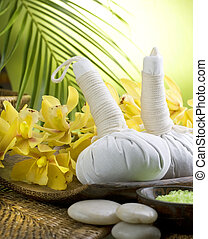 спа, тайский, массаж