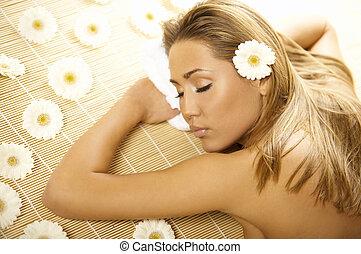 спа, relaxing