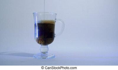 стакан, кофейная чашка