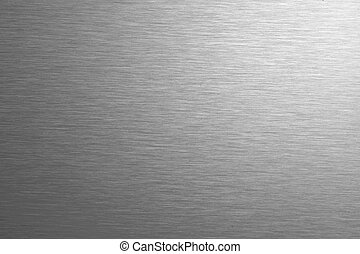 стали, нержавеющий, задний план, текстура