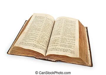 старый, библия