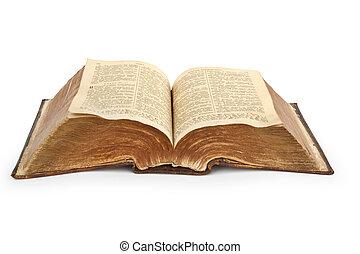 старый, библия, of, 19, centuries