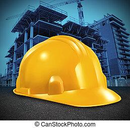 строительство, промышленность