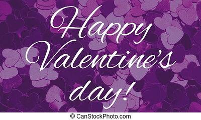 счастливый, день, видео, valentines