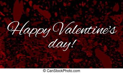 счастливый, день, valentines, текст