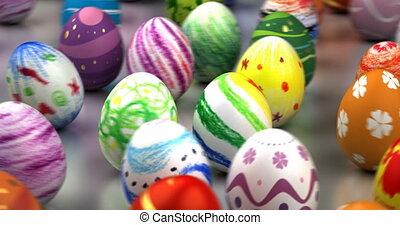 танцы, пасха, eggs