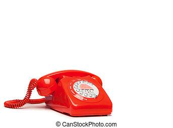 телефон, мода, красный
