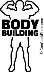 тело, здание