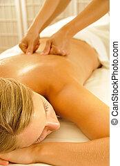 терапия, массаж
