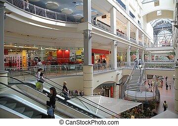 , торговый центр