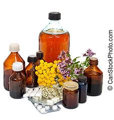 травяной, лекарственное средство