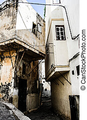 традиционный, марокканский, архитектура