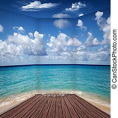 тропический, отпуск, schedules