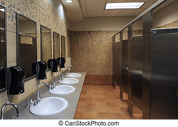 уборная, sinks