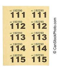 участвовать в лотерее, tickets, страница, желтый