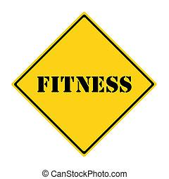 фитнес, знак