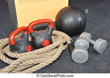 фитнес, -, crossfit, функциональная