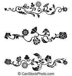 фриз, дизайн, классический