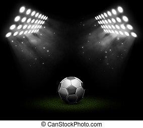 футбольный, мяч