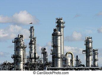 химическая, завод