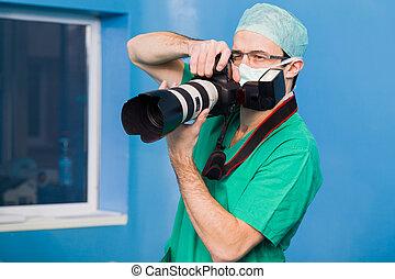 хирургия, documenting