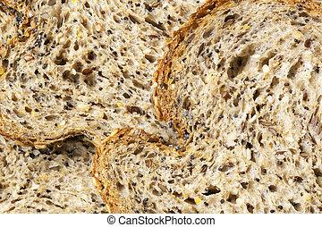 хлеб, питание, задний план