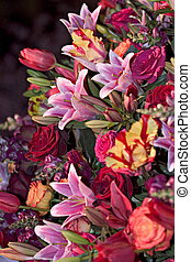 цветок, договоренность