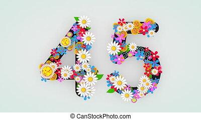 """цветочный, анимация, 45."""", """"numerical, разряд"""