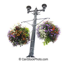 цветочный, плантатор
