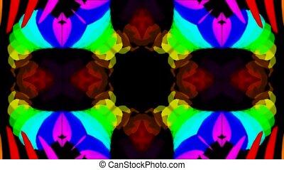 цвет, лотос, цветок, шаблон, свадьба