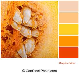 цвет, палитра, шаблон