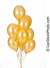 цвет, balloons