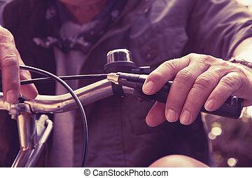 человек, верховая езда, , bike.