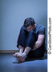 человек, депрессия