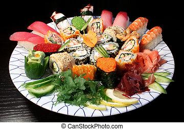 японский, питание