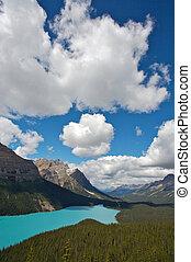 אגם של פאיטו, חנה, לאומי, בנפ