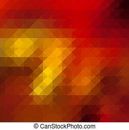 אדום, תקציר, רקע