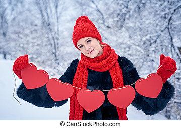 אהוב, ו, יום של ולנטיינים, מושג