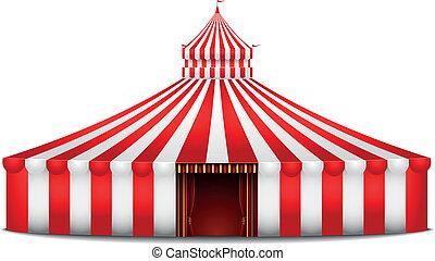 אוהל של קרקס