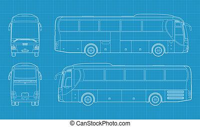 אוטובוס, וקטור
